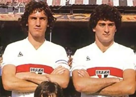 Oscar and Dario Pereyra - best defenders I have ever seen playing for Sao Paulo FC
