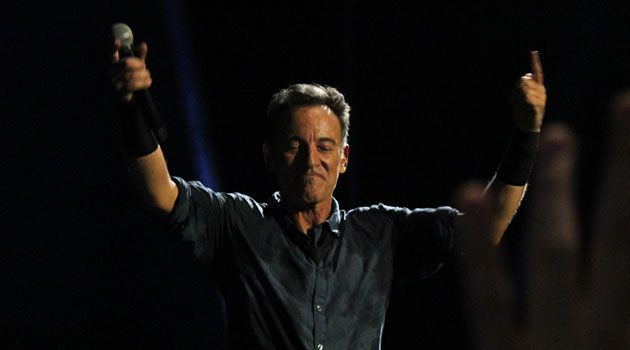 Fotos Bruce Springsteen – En Chile 2013 Por María de la Paz Roccolano