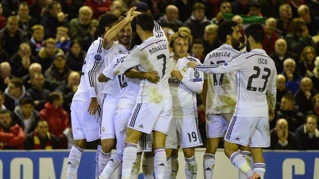 RADIO CORAZÓN  DEPORTIVO: UEFA CHAMPIONS LEGUE, REAL MADRID CF: GOLPE DE AUT...