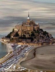 Mont Saint Michel  #travel