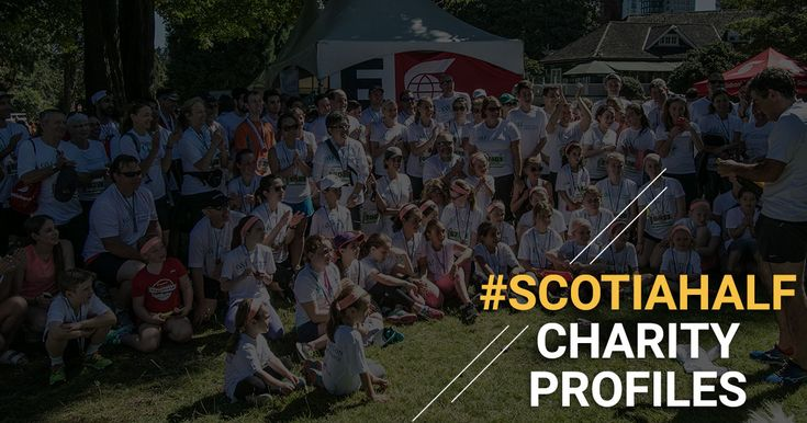Charity Profiles from the 2017 Scotiabank Charity Challenge