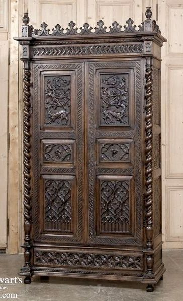 9704 best images about antieke meubels on pinterest for Armoire new york city