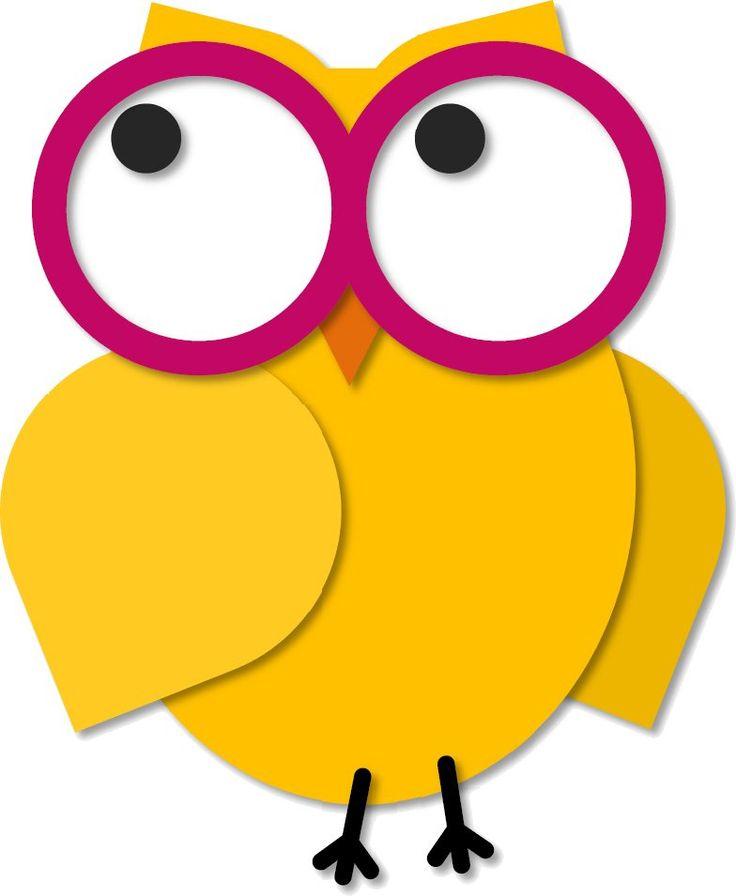 owl clip art pinterest - photo #14
