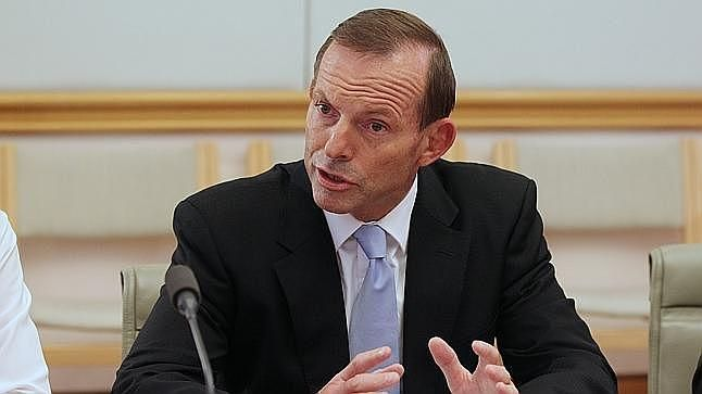 Power companies warn Abbott on carbon plan and how it needs to be reviewed. You are looking st the face of a climate denier that can do untold damage to the Australian economy.