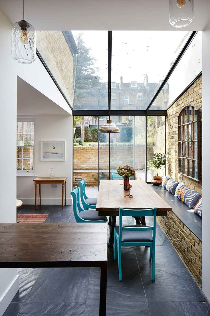 Mile End Terrace Tower Hamlets Architect: HUT Architecture The complete refurbishment and rear extension of an existing Grade II Listed cottage within the Tredegar Square conservation area in Tower