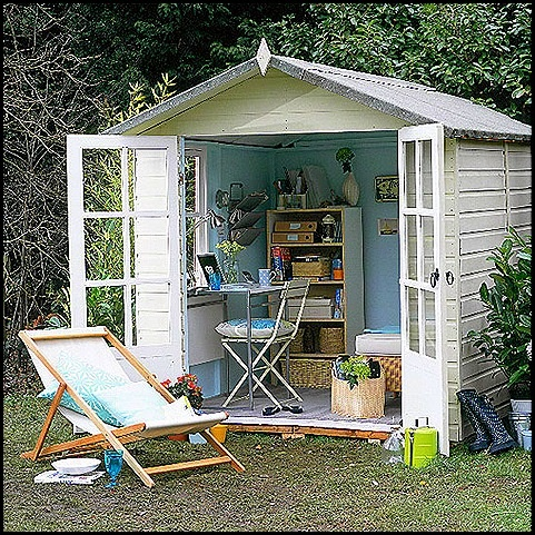 1000 Images About Garden Sheds On Pinterest Backyard