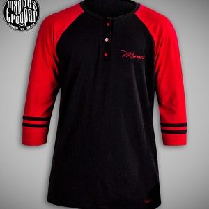 Camiseta Mr Red Buttons Negra  #camisetas #camisetasBMX #ropaBMX #ropaurbana #streetwear