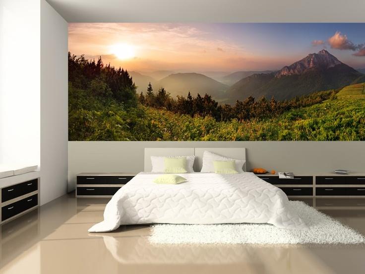Disney Tapete Auf Rechnung : Landscape Wall Murals Lake