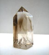 A crystal of universal awareness is the quartzphantom crystal, recognized by a crystal within a crystal. We could think of this inner cryst...