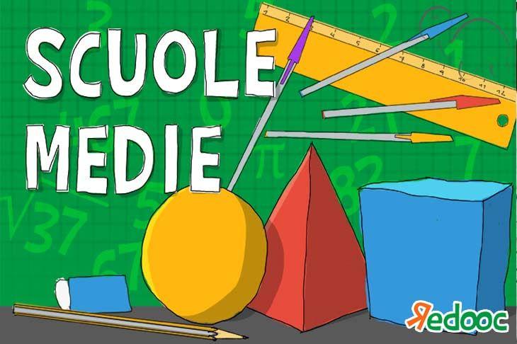 La matematica di Redooc per la Scuola Media (la Scuola Secondaria di primo grado) è online, con le prime 27 lezioni e più di 400 esercizi spiegati!