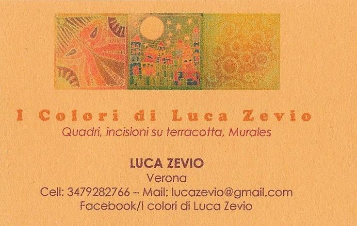 I Colori di Luca Zevio