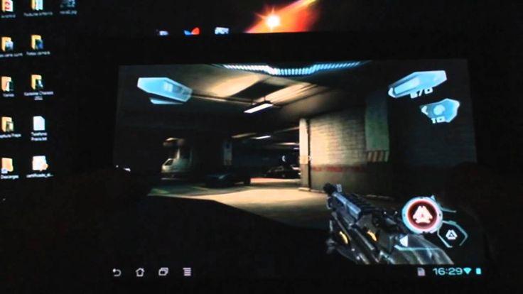 Gameplay Nova 3 Asus TF101 (+playlist)