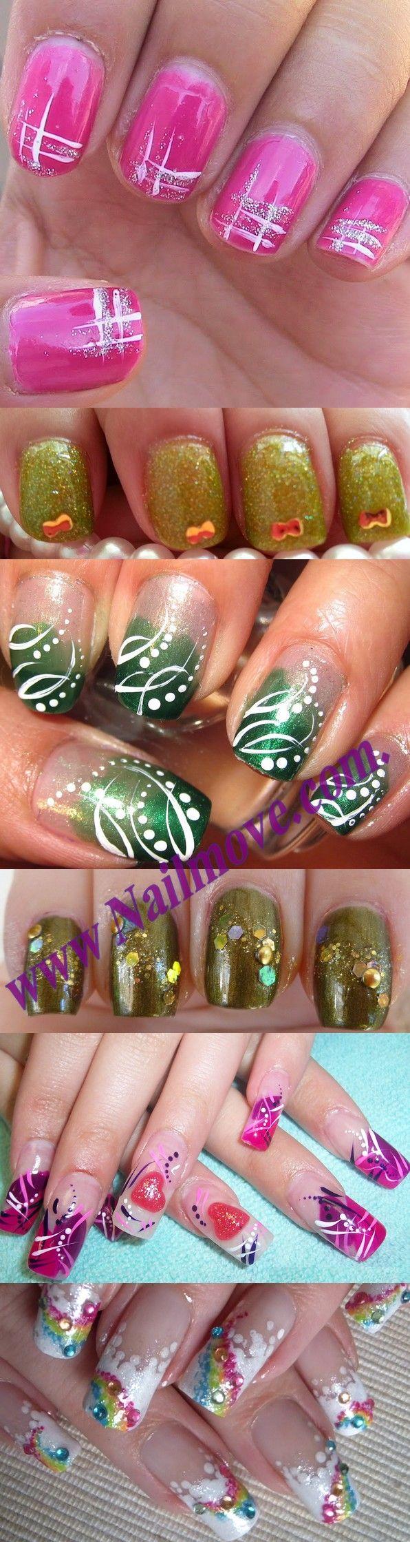 Pink nail designs pinterest, simple pink nail designs, pink acrylic nail designs, pink nail art pinterest, Pink nail designs tumblr, pink nail art designs gallery,