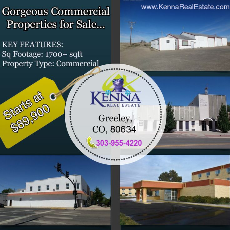 Gorgeous Commercial Properties for Sale…  www.KennaRealEstate.com  #Home, #Forsale, #Property