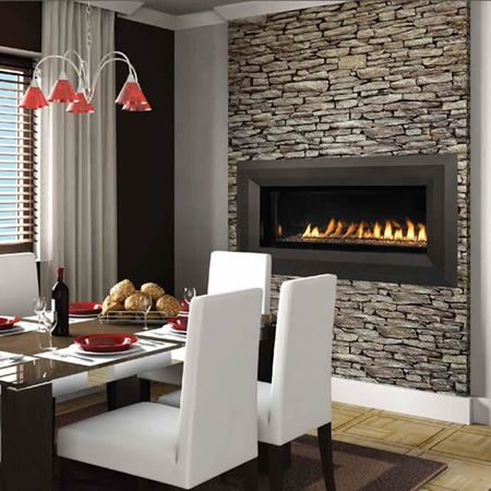 "Superior 43"" Vent-Free Fireplace - Natural Gas #LearnShopEnjoy"
