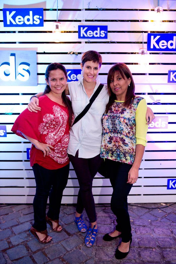 Fernanda Salvo, Rosario Avaria, Soledad Adriano
