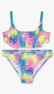 Bikini in gekleurd