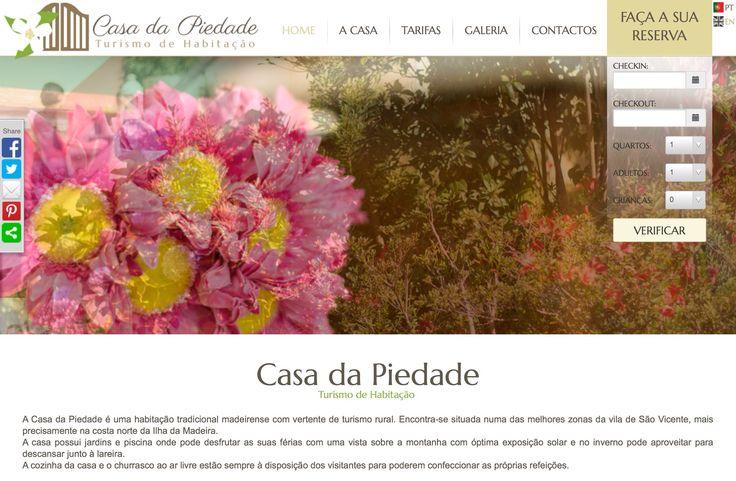 Agora mais perto de nós e mais fácil para solicitar as suas férias merecidas!! www.casadapiedade.com