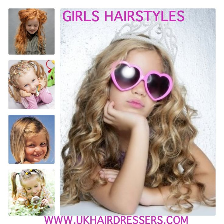 GIRLS HAIR | CHILDREN'S HAIRSTYLES  #HAIRSTYLES AND ADVICE VISIT  WWW.UKHAIRDRESSERS.COM