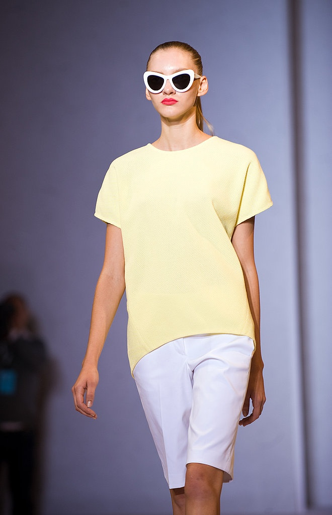 Nicole Farhi Spring 2012 Runway Photos Photo 1