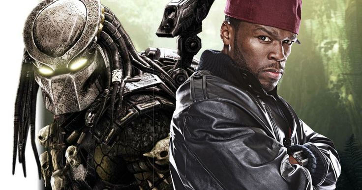 'Predator 4' Gets 50 Cent? -- Rapper and actor 50 Cent insists he's ready to fight 'The Predator', but 20th Century Fox hasn't announced the casting yet -- http://movieweb.com/predator-4-cast-50-cent/