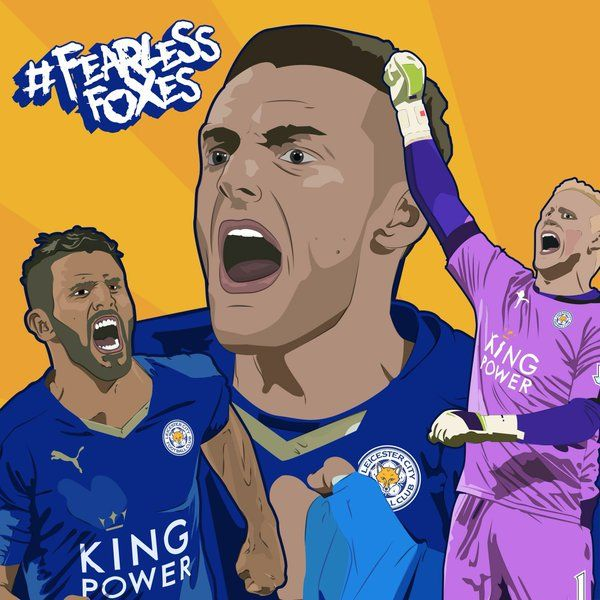 RETWEET if you want to see Leicester City win the Premier League.