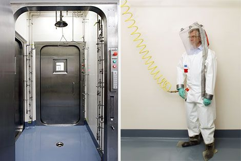Behind closed doors, the NIH studies dangerous diseases of all varieties, preparing to stop the next outbreak before it begins. PM got an early inside look at American's newest infectious disease lab.