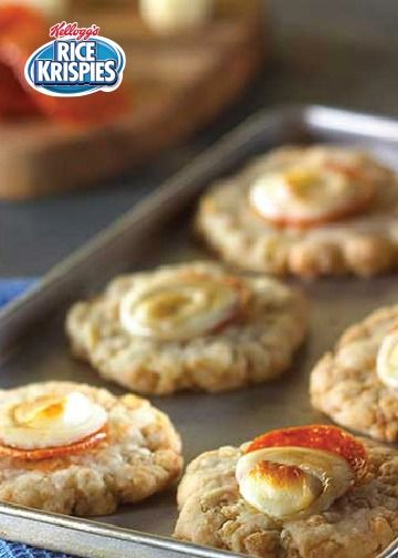 246 best kids can cook images on pinterest rice krispies treats pixie pizza bites game recipespizza ccuart Image collections