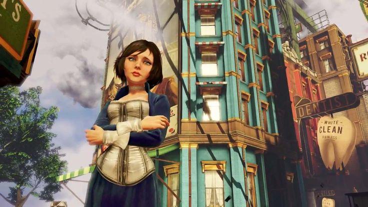 Arvostelu: Bioshock Infinite ~ Todellisuuspako