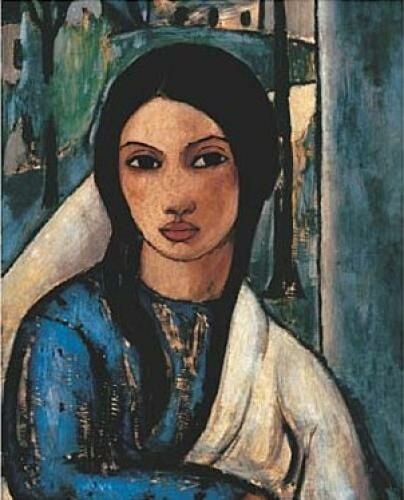 La Gitana Tropical, 1929, by Víctor Manuel - Cuban art - Wikipedia, the free encyclopedia