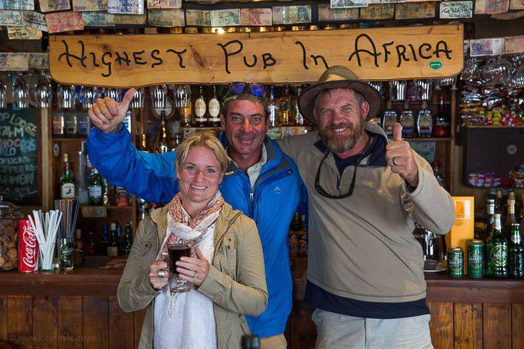 Sani Pass Highest Pub in Africa