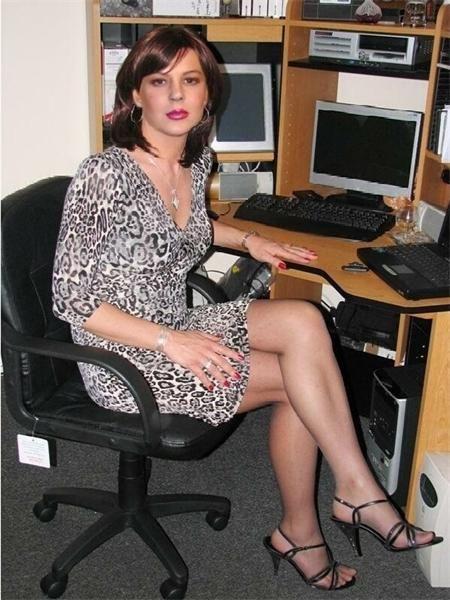 A Sissy's Life — horny-babes-crossdressing:   CrossDresser Porn