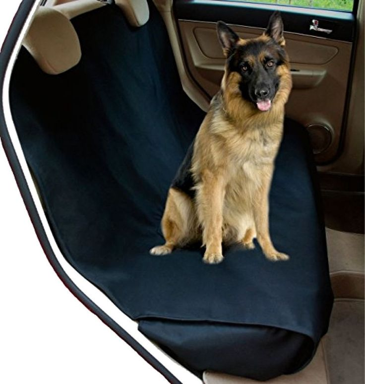 NAC&ZAC Waterproof X-large Bench Pet Seat Cover for Trucks and PickUps with Seat #NACZAC