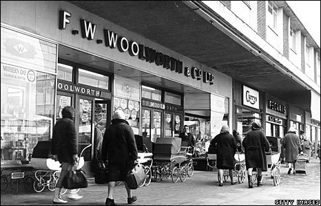 Good old Woolies end of an era when they all closed