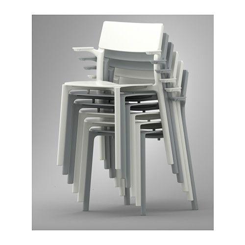 JANINGE Sedia con braccioli  - IKEA