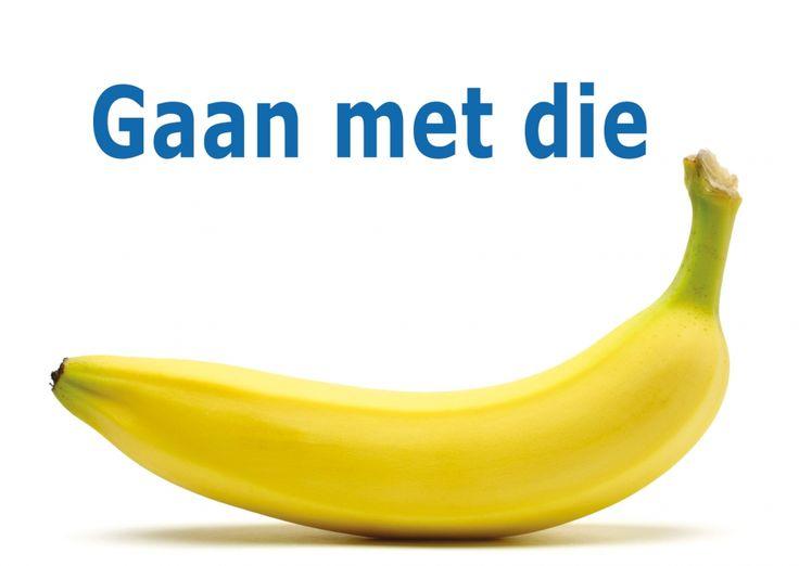 """HC  """"Gaan Met Die Banaan"""""""