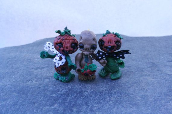 Halloween Charms - Halloween Figurines - Halloween Ornaments - Halloween…