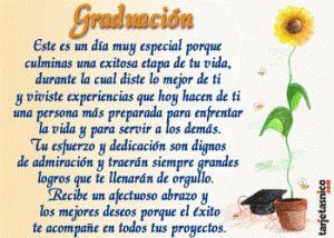 Felicitaciones en tu graduacion Anahi