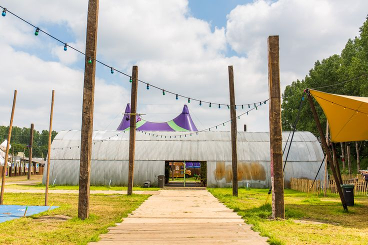 7th Sunday 2015 - Tents & Structures / Romneyloods
