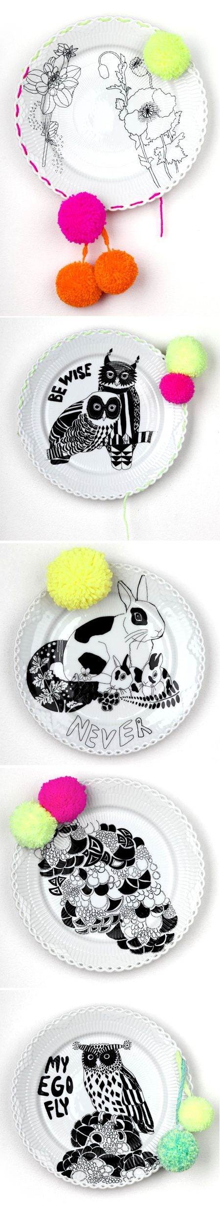 :]Diy Crafts, Lisa Grue Jpg 450 2465, Plates Lisa, Grue Plates, Crafty Ideas