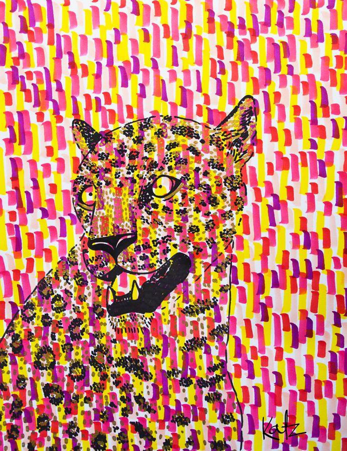 Jaguar - KatzFeroz - Prismacolor