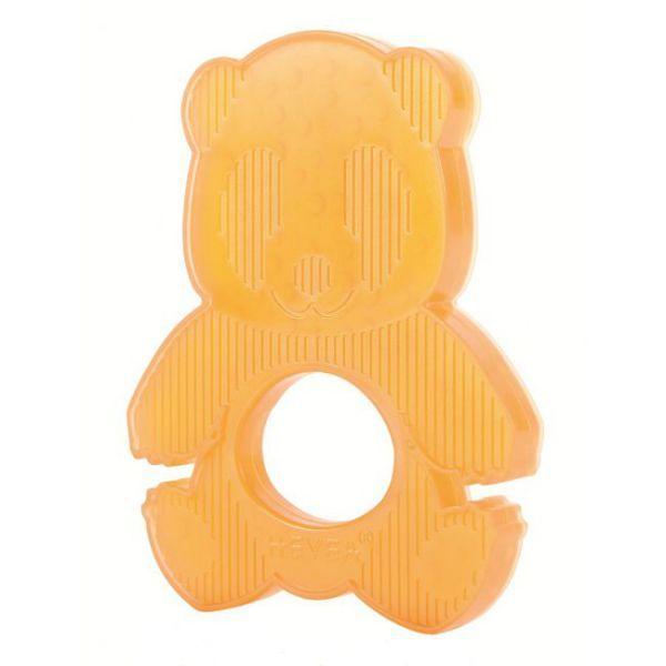 Hevea 100% rubber bijtring panda.