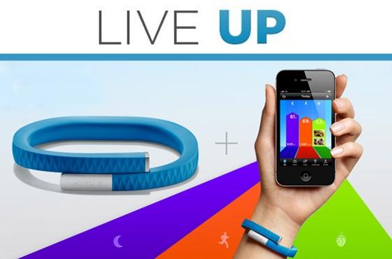"""Bracelet Jawbone """"up"""" permet de prendre soin de vous au quotidien !"""