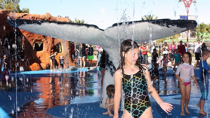 water park water playground exmouth