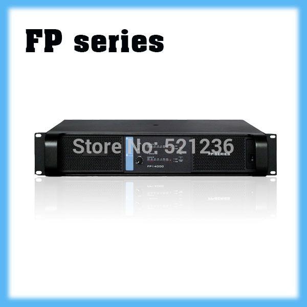 Professional Audio Amplifier Linear Amplifier FP14000 high quality light power amplifier