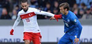 izlanda 3 - 0 Türkiye