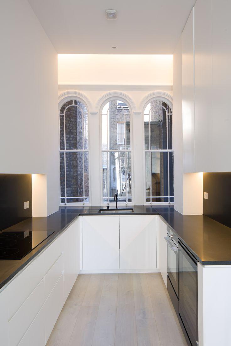 15.12.2016 Nothing Hill Nero marble kitchen worktop