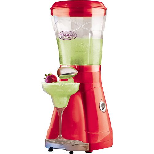 Nostalgia Electrics 64 Oz Margarita and Slush Maker, Margarita and Slush Maker, Slush Drink Maker, Home Slush Machine