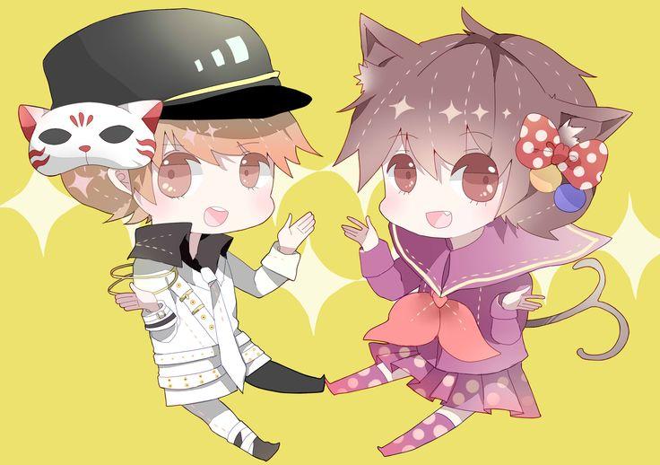 Itou Kashitaoru and Amatsuki