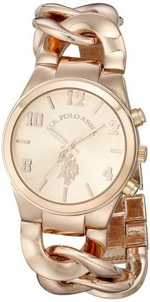 cool Women's USC40070 Analog Display Analog Quartz Rose Gold Watch - For Sale Check more at http://shipperscentral.com/wp/product/womens-usc40070-analog-display-analog-quartz-rose-gold-watch-for-sale/